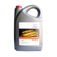 Моторное масло TOYOTA Engine Oil 5W30 SL CF-4, 5л